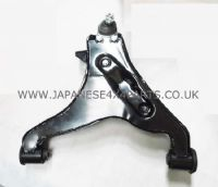 Mitsubishi Shogun 3.2DID (V88-SWB / V98-LWB) (09/2006+) - Front Lower Wishbone Arm L/H